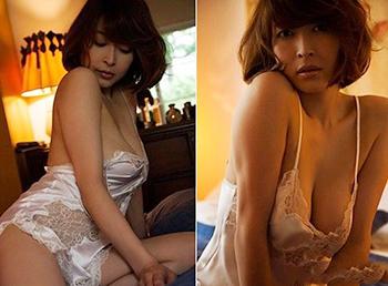 G罩杯性感美女夏目奈奈(夏目ナナ,なつめ なな )写真